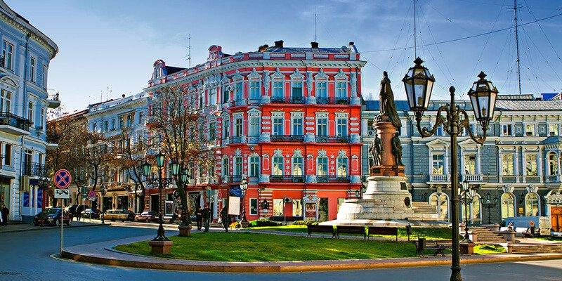 Одесса - «Южная Пальмира»